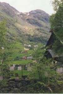 Fra kyrkja
